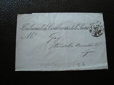 FRANCE - lettre 1894 (cy65) french