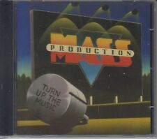 Turn Up the Music by Mass Production (CD, Jan-2014, Funky Town Grooves) NEW SS