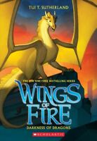 Darkness of Dragons, Paperback by Sutherland, Tui, Brand New, Free shipping i...