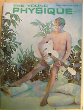 The Young Physique Magazine January 1966 Rare Beefcake Gay Interest Vintage