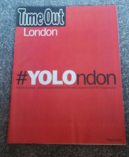 Time Out Weekly Film & TV Magazines in English