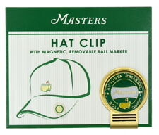 2018 Masters HAT CLIP w/REMOVABLE GOLF BALL MARKER from AUGUSTA NATIONAL