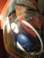 HEADPHONES FOR iPOD , phone or MP3 PLAYER  NEW!  PHILIPS CAT'S EYE