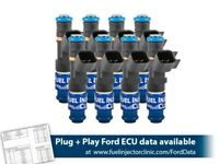 Brand New FIC //Ford Motorsports 30lb EV6 High Impedance Fuel Injector for Ford