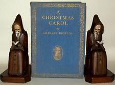 A Christmas Carol Book - Charles Dickens - Odhams Press Ltd Hardback circa 1930+