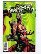 Green Arrow # 23.1 Lenticular 3D VF/NM DC 2nd Print Count Vertigo # 1