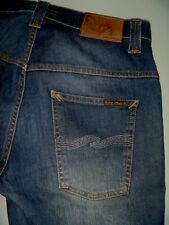 #4546 NUDIE Thin Finn Jeans Size 30