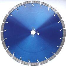 5 Diamant trennscheiben 350 x 25,4mm MD10 Beton Klinker