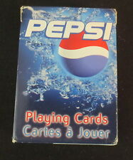 Pepsi Playing Cards Deck Of 52 Collectible New Sealed Never Opened