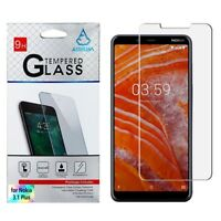 Tempered Glass Screen Protector (2.5D) for NOKIA 3.1 PLUS