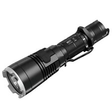 Nitecore MH27 1000 Lumens White Red Green Blue USB Rechargeable Flashlight