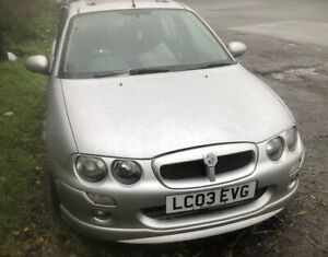 MG ZR 1.8 PETROL 2003 BREAKING ALL PARTS AVAILABLE. WHEEL NUT Low Miles