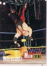 """1995 Cardz WCW Main Event Vadersault """"Van Vader"""""""