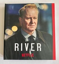 River Netflix Emmy FYC Press Book 2-Disc, 6-Episode DVD Screener