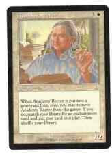 Academy Rector Magic: the Gathering Destiny Very nice condition unplayed as new!