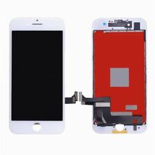 "White iPhone 8 plus 5.5"" LCD screen replacement Digitizer Assembly Retina Frame"
