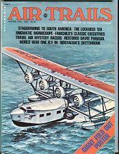 Air Trails Magazine Winter 1976 Lockheed 12A EX No ML 051617nonjhe