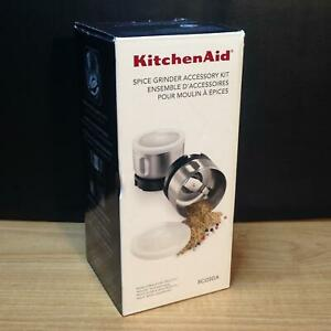 KitchenAid Spice Grinder Accessory Kit BCGSGA for Blade Coffee Ginder (BCG111)
