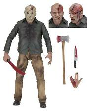 Friday The 13th NECA Part 4 Jason Voorhees 1/4 Scale Action Figure