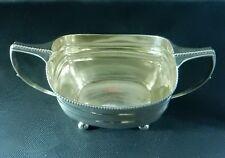 Irish George III Cork Solid Silver Sugar Bowl, 274 grams, Carden Terry/Williams