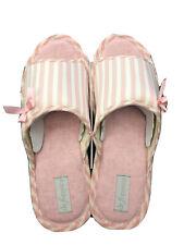 DE FONSECA Terni E PA W 741 - Pantofola Estiva da Donna Colore Rosa PUNTA APERTA