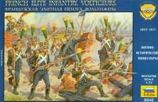 Zvezda 1/72 Francés Elite Infantería VOLTIGEURS #8042