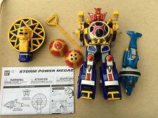 Power Rangers ninja storm megazord toy action zord set
