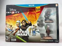 Disney Infinity (3.0 Edition) Wii U Star Wars Starter Pack New