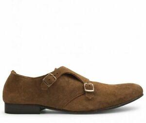 "RRP £160! Hudson London Mens ""Mastaba"" Shoes, Size UK 10, EU 44, NEW IN BOX!"