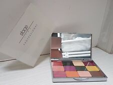 NEW Boxed Stage Line Professional 12 Colours Of Eye Shadow Palette &Mirror