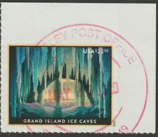 Scott 5430 $26.35 Grand Island Ice Caves Express Mail Single Used