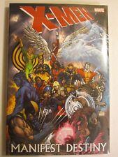 X-MEN MANIFEST DESTINY HC Hardcover $29.99srp Wolverine Michael Turner SEALED