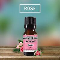 Best Rose Fragrance Oil Premium Grade - Top Scented Perfume Oil 10 ml