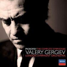 Valery Gergiev, S. P - Prokofiev: Symphonies (Complete) [New CD] UK - Imp