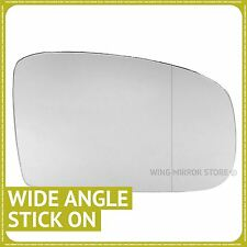 Right side for Mercedes S-Class W220 1998-2005 Wide angle wing mirror glass