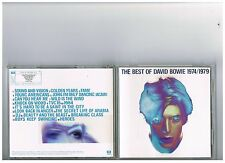 DAVID BOWIE CD. THE BEST OF..GREATEST HITS.1974-1979