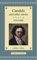 Candide and Other Stories (Collector's Library) by Voltaire Hardback Book The