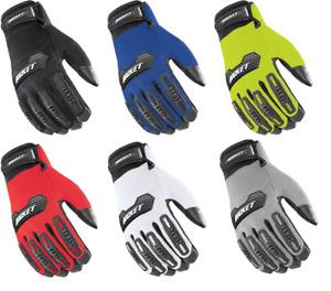 Joe Rocket Velocity 2.0 Gloves - Touch Screen Textile Mesh Motorcycle Street