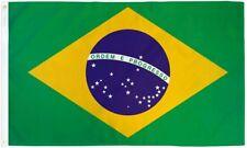 "BRAZIL 3X5' FLAG NEW BRAZILIAN 30x60"" BIG"