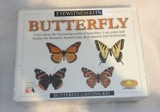 Skullduggery 0582 Butterfly Eyewitness Kit (Casting Kit) Brand New