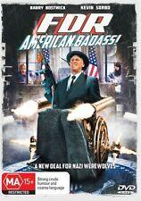 FDR - American Badass (DVD, 2013)