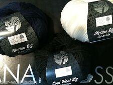 Lana Grossa Cool Wool big, verschiedene Farben zur Auswahl