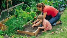Kit jardin potager lot de Graines legumes Méthode BIO semis plante fleurs jardin