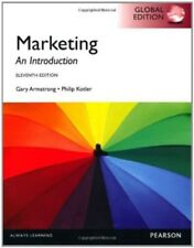 Marketing an Introction Gary Armstrong Philip Kotler eleventh edition