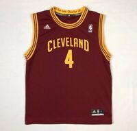 Adidas Cleveland Cavaliers Antawn Jamison Boys Nba Basketball Jersey Youth Large