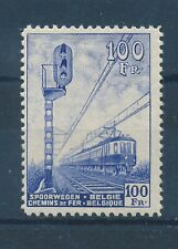[BIN10115] Belgium 1942 Railway good very fine MNH stamp