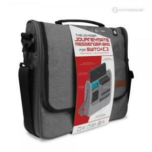 """Hyperkin The Voyager """"Journeymate"""" Messenger Bag for Switch - Nintendo Switch"""
