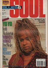 Yo Yo Blues & Soul 1991  Ray Charles   Diana Reeves  Womack & Womack Fred Wesley