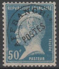 "FRANCE STAMP TIMBRE PREOBLITERE 68 "" PASTEUR 50c BLEU "" NEUF xx TTB  N227"
