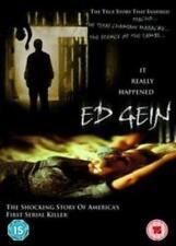 ED GEIN Chuck Parello*Steve Railsback*Carrie Snodgress Serial Killer Bio DVD EXC